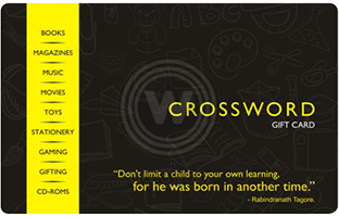 crossword e gift card