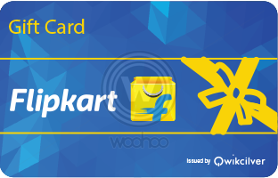 Flipkart E-Gift Cards | Starts from Rs 100 | Instant Delivery