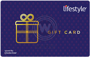 Lifestyle e gift card