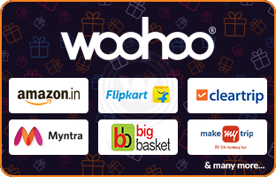 Woohoo Online E-Gift Card