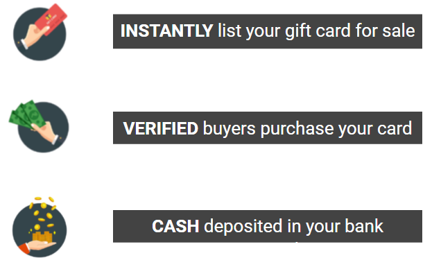 Buy Sell Gift Cards, trade gift cards