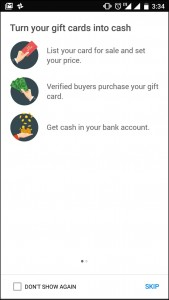 sell gift cards, woohoo, unused gift cards