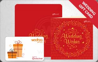 Woohoo gift card