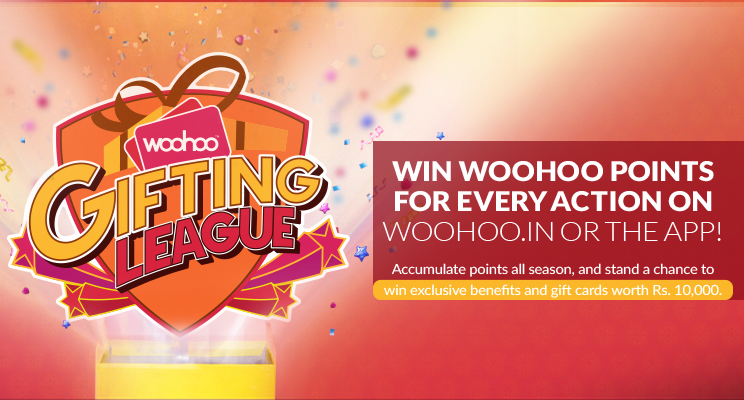 woohoo gifting league