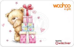 Woohoo e gift card