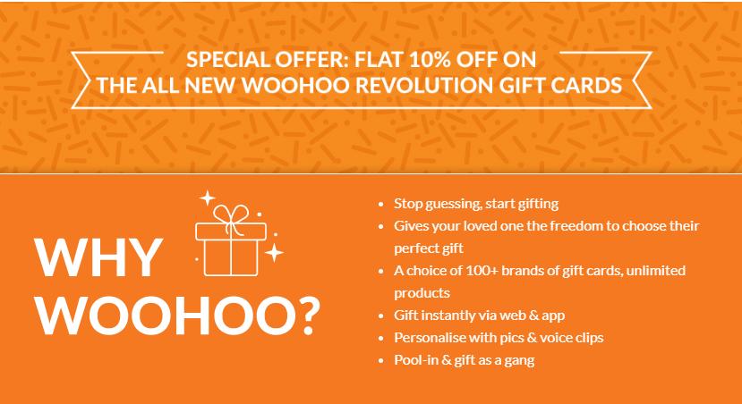 woohoo revolution gift cards