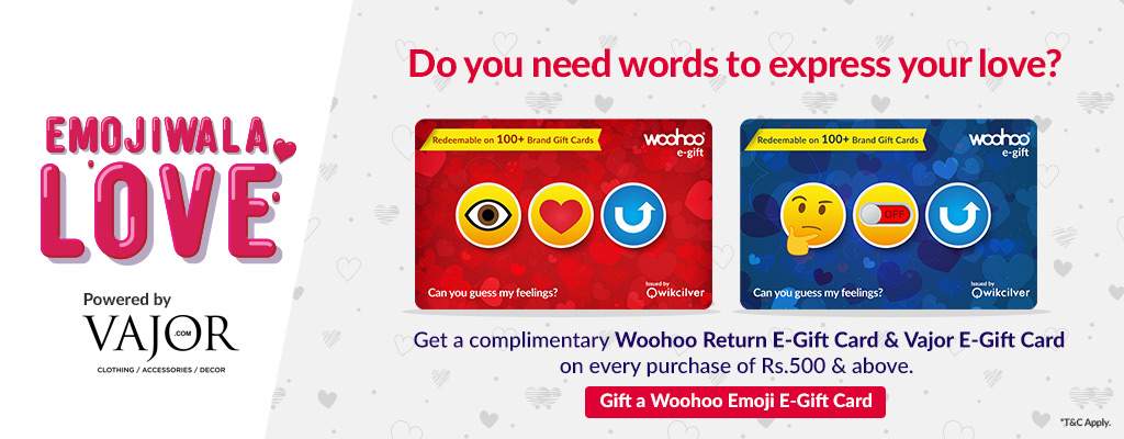 Offers on Valentine's Day gift cards