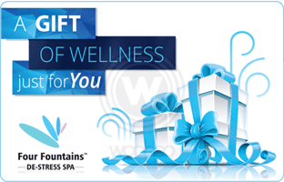 Four fountains spa gift cards