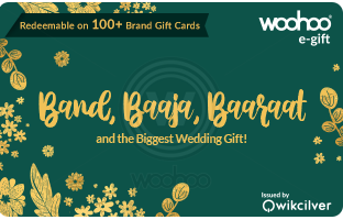 gift card for wedding