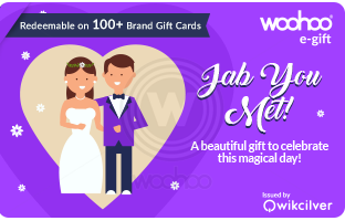 special wedding gift cards