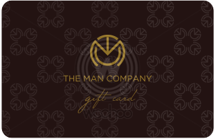 the man company gift card