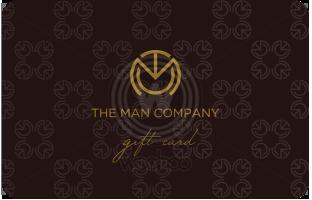 the man company gift card
