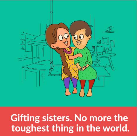 best rakhi gifts for sister