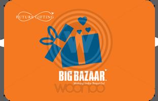 big bazaar e gift card